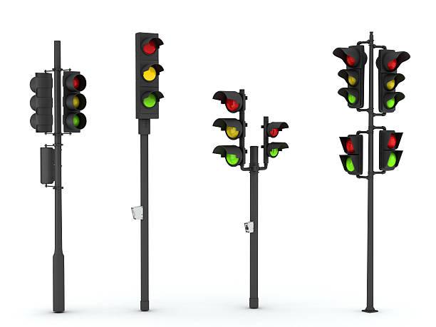 交通信号 ストックフォト