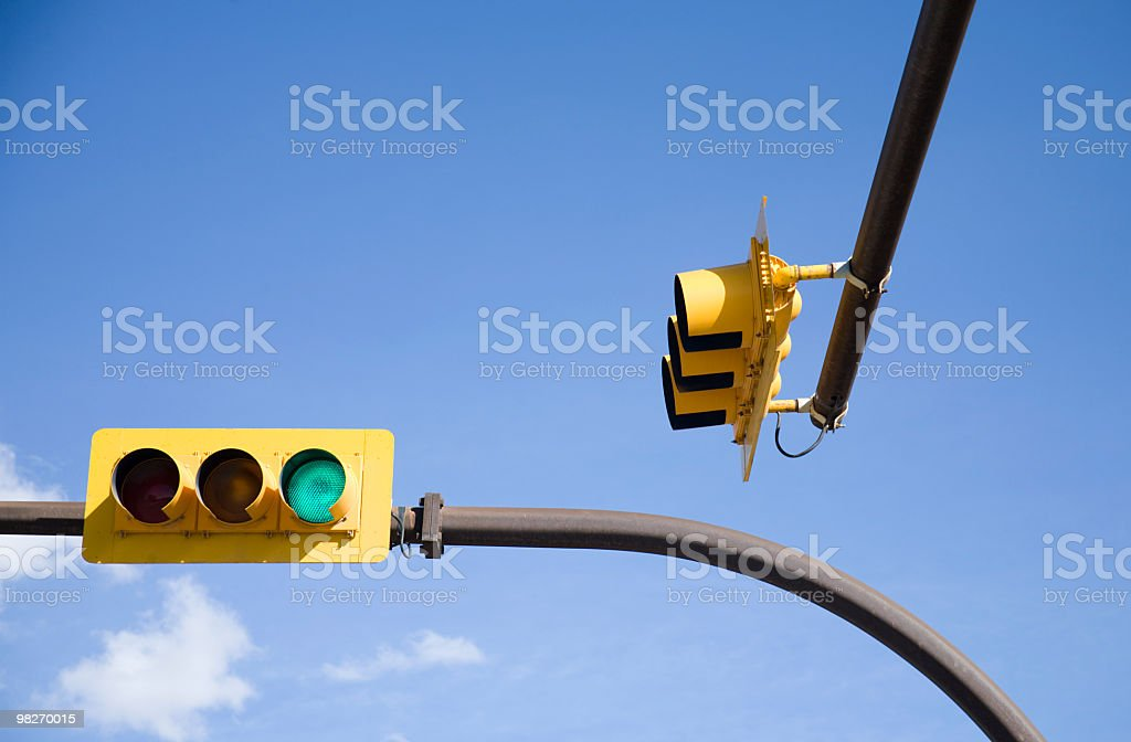 Traffic 신호등 royalty-free 스톡 사진