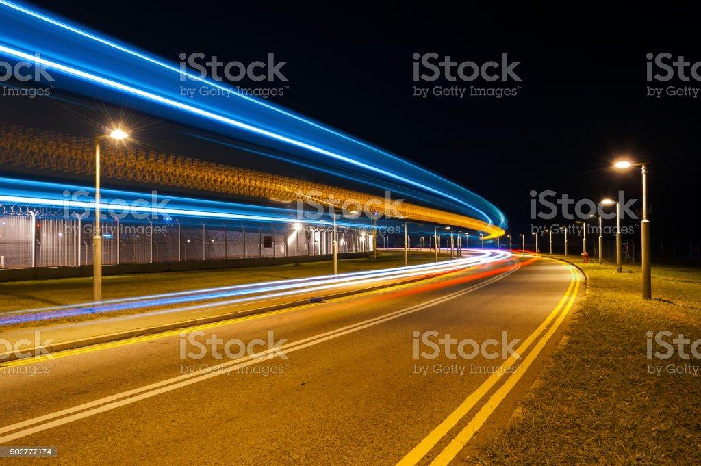 Verkehr auf der Straße – Foto