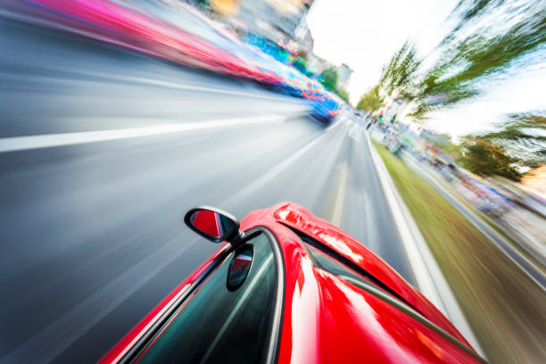 traffic - saturated color stock pictures, royalty-free photos & images