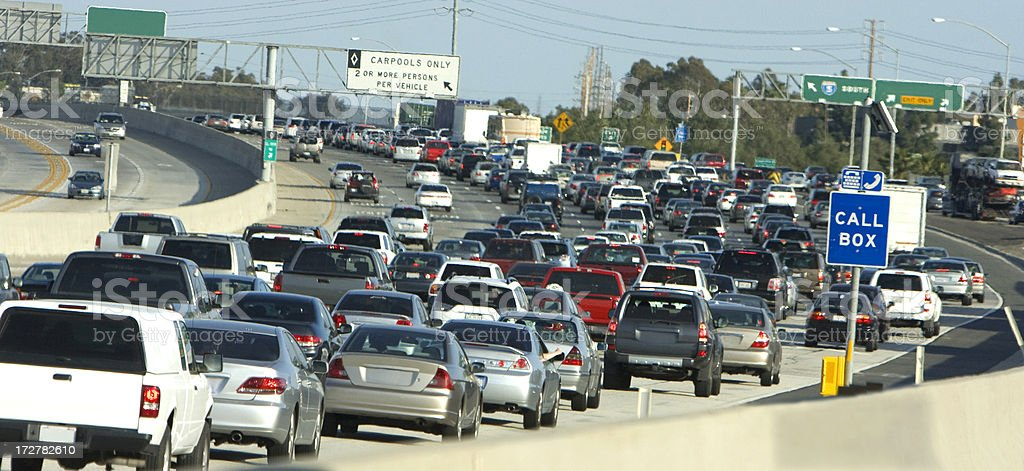 traffic (#36 of series) royalty-free stock photo