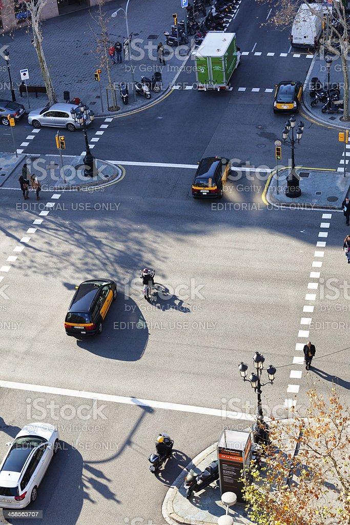 Der Verkehr – Foto
