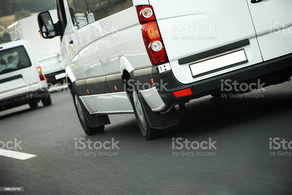 Traffic (Click for more) stock photo