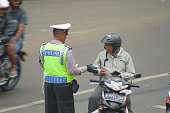 Traffic Police in Action
