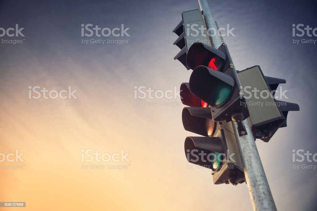Trafficlight - foto de acervo