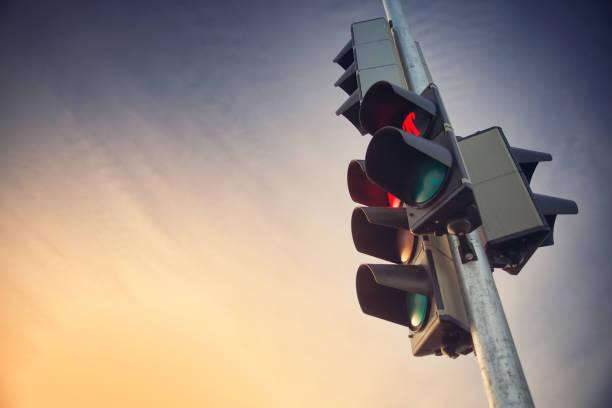 Trafficlight ストックフォト