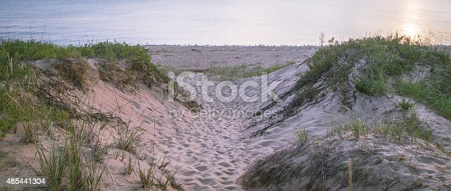832047798 istock photo Trail To The Beach 485441304