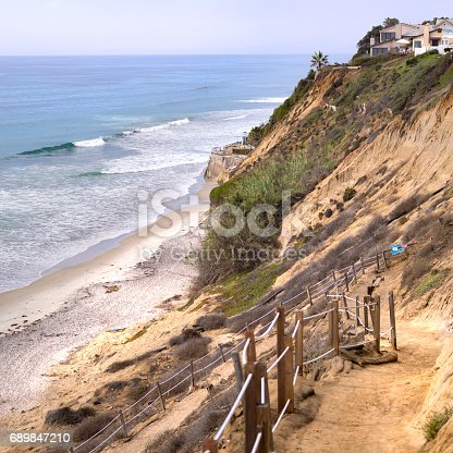 istock Trail to the beach 689847210