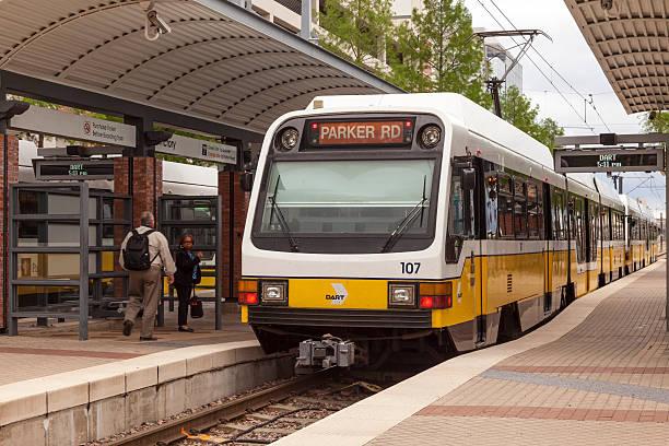 DART-Bahnhof im in Dallas – Foto