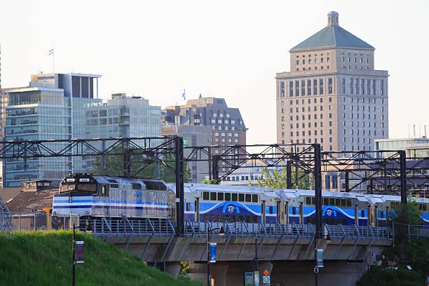 AMT train de Montréal - Photo