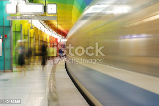 istock train in motion at colorful subway station 140469386