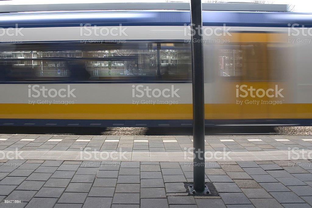 Железнодорожный переезд Стоковые фото Стоковая фотография