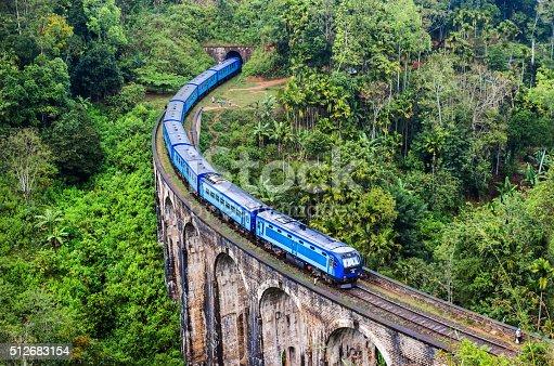 It is Nine Arch Bridge near Bandarawela, Sri Lanka