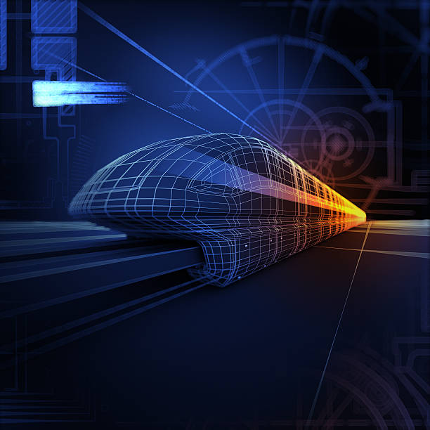 Train Train bullet train stock pictures, royalty-free photos & images