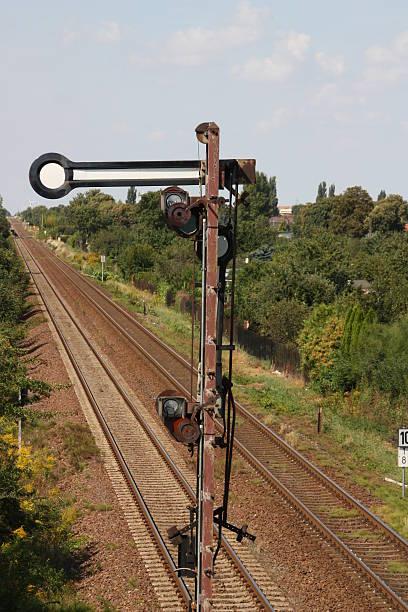 Bahn-Schild – Foto