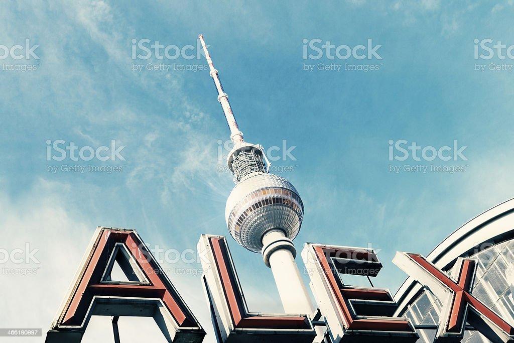 Bahnhof Berlin Alexanderplatz – Foto