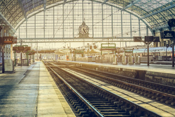 train station bordeaux-saint-jean - station stock pictures, royalty-free photos & images