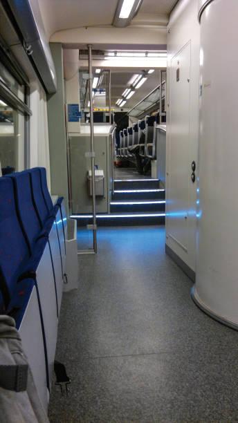 Tren İstasyonu, içinde tren, Tren demiryolu arka plan ünitesi izole stok fotoğrafı