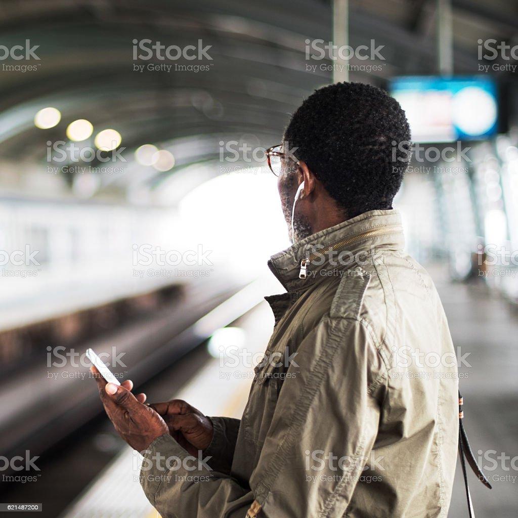 Train Transit Commuter Transportation Urban Concept photo libre de droits