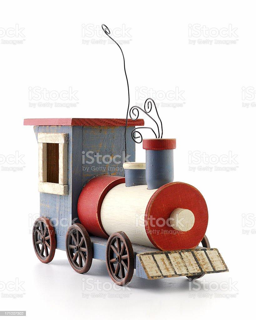 train vintage royalty-free stock photo