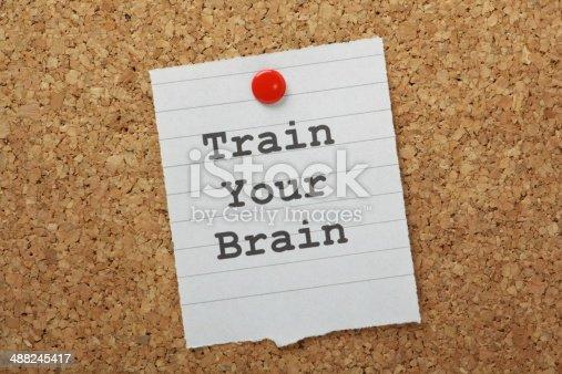 istock Train Your Brain 488245417