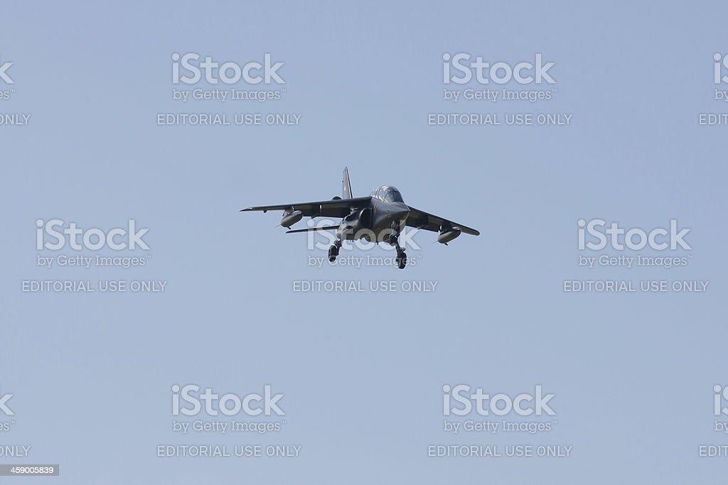 Trainer Jet royalty-free stock photo