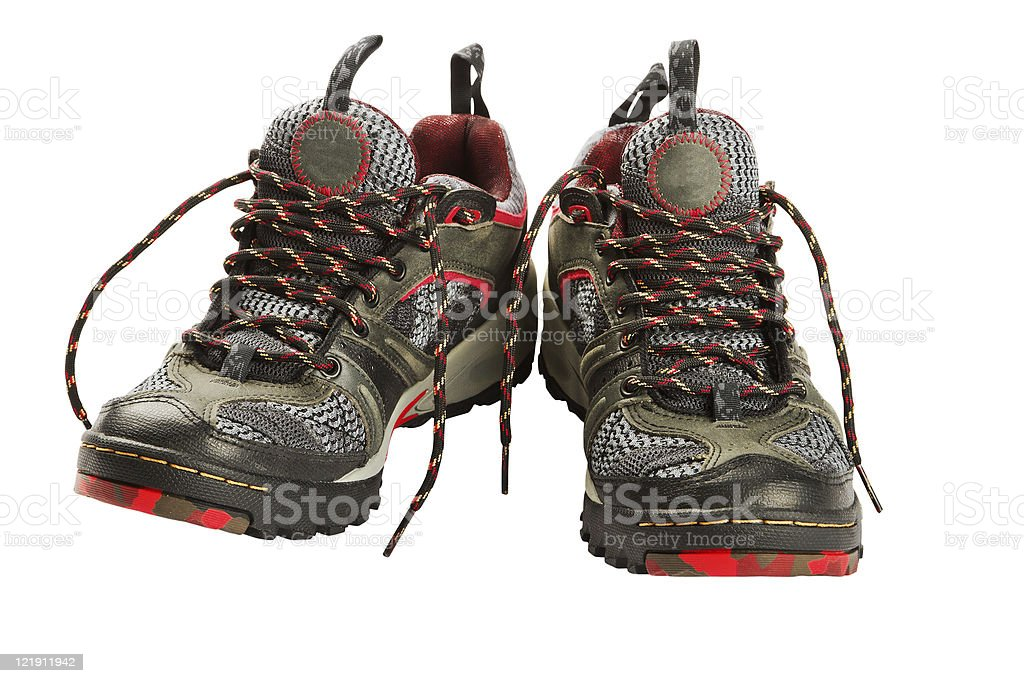 trainers royalty-free stock photo
