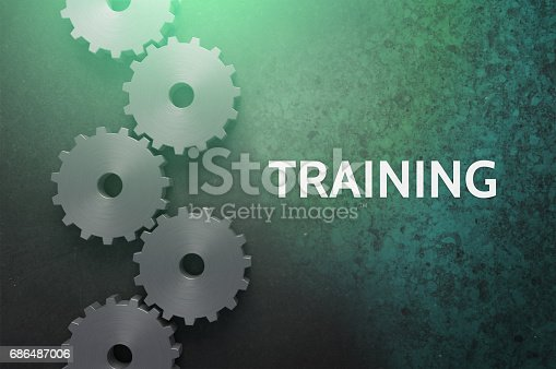 istock Training and development 686487006
