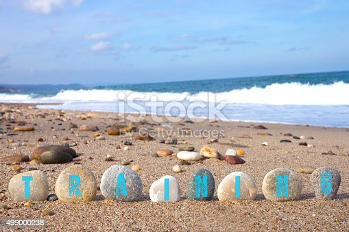 500536143istockphoto Training Concept with Balanced Stones 499000238