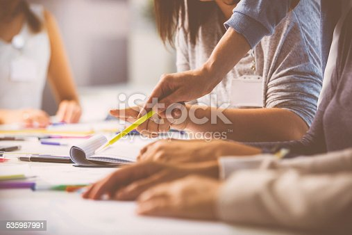 istock Training for women 535967991