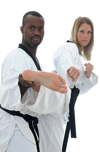 Training guidance stock photo