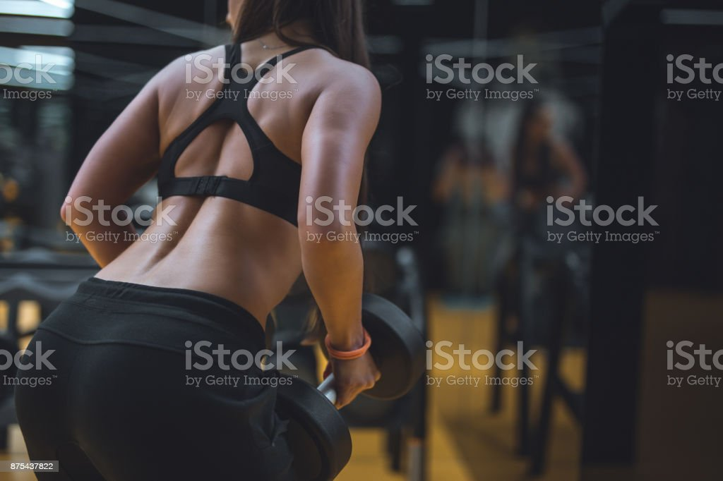 Training is my passion stock photo