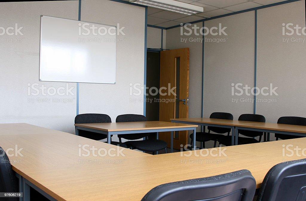 Training room royalty-free stock photo