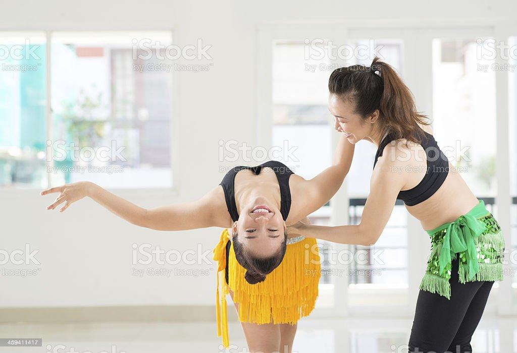 Training mit Trainer – Foto