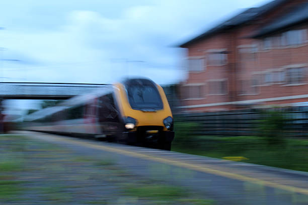 trains in motion trains abjure stock pictures, royalty-free photos & images