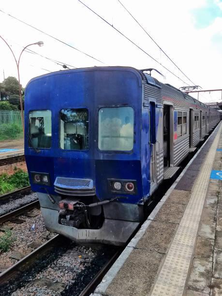 train-train-jundiaí, são paulo, brazil - greve imagens e fotografias de stock