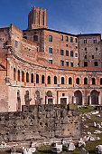 istock Trajan's Forum in Ancient Rome, Italy 157565956