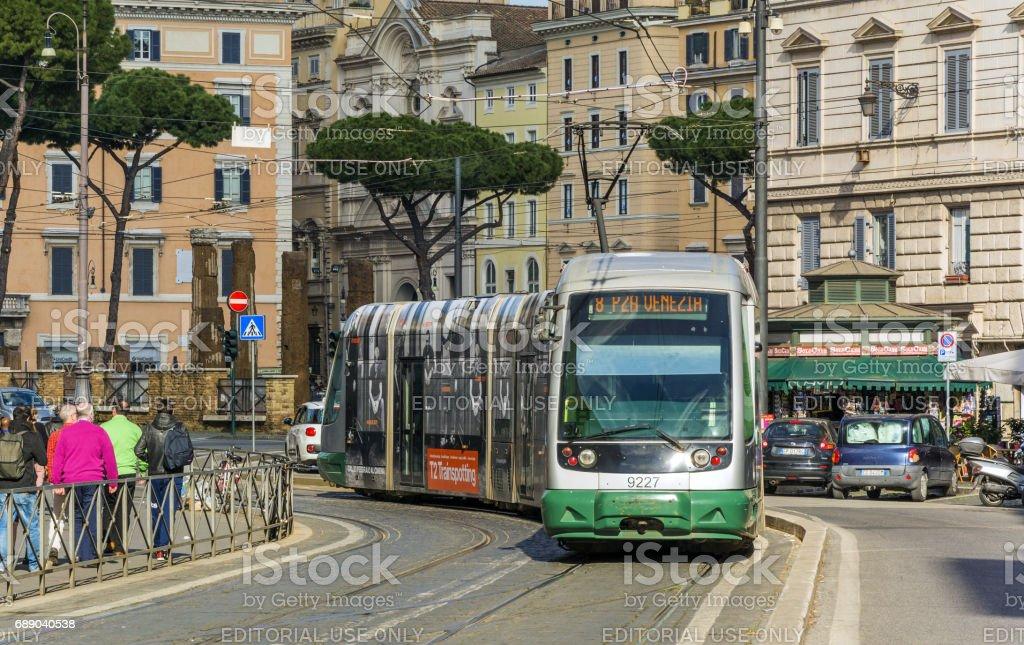 tram argentina - foto stock