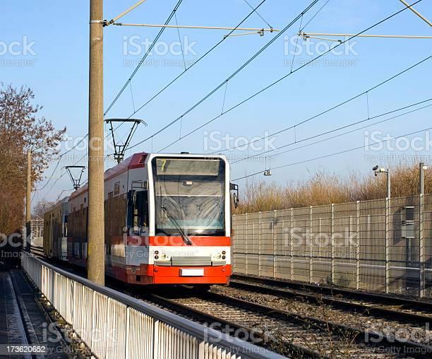 Die Straßenbahn Stockfoto und mehr Bilder von Ausrüstung und Geräte