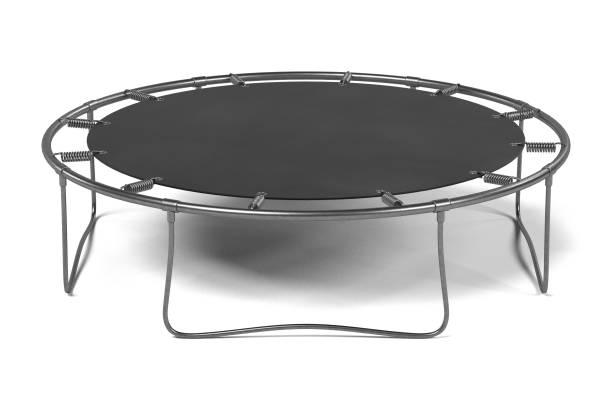 trampoline - trampolín artículos deportivos fotografías e imágenes de stock