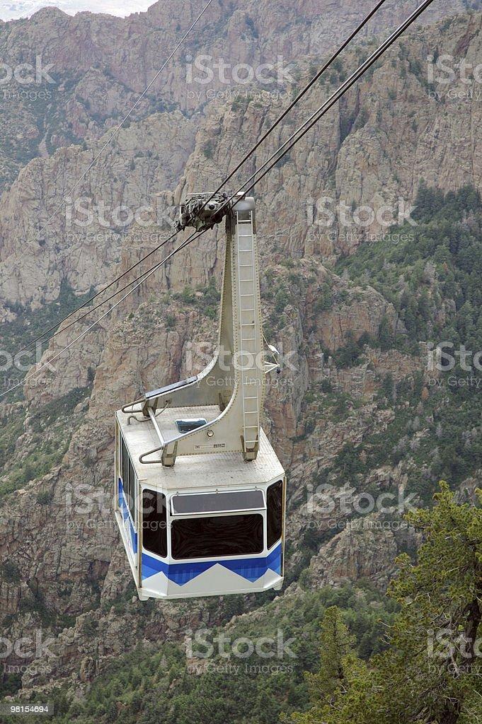 Tramway royalty-free stock photo