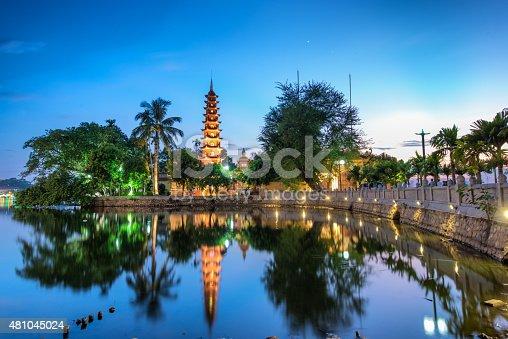 istock Tran Quoc Pagoda 481045024