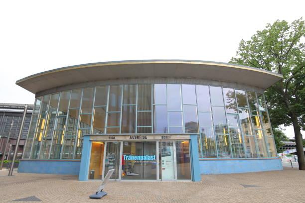 Tranenpalast Place of Tears museum Berlin Germany stock photo