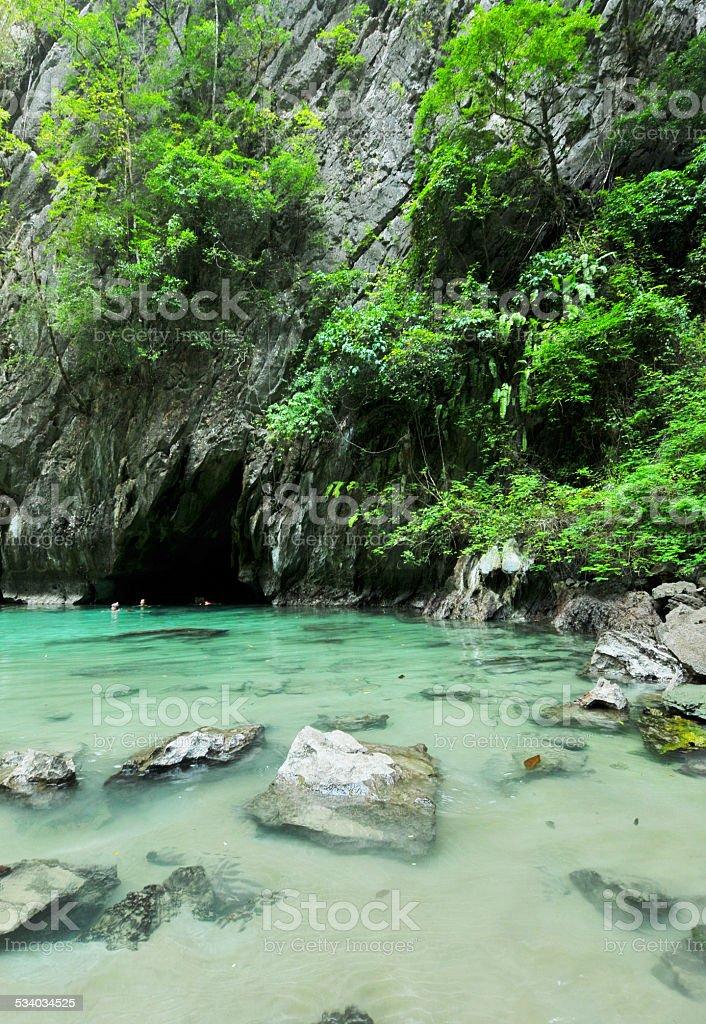 Trang, Thailand stock photo