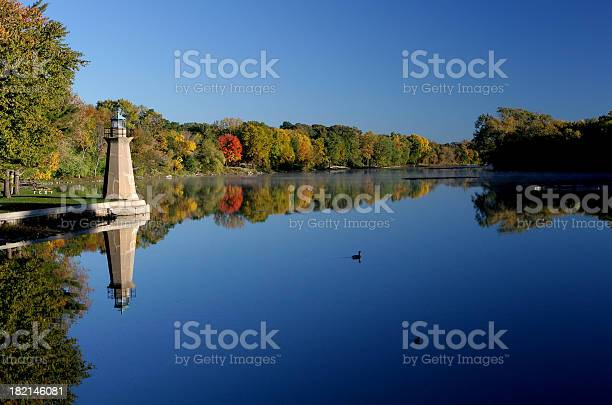 Tranquil River Stock Photo - Download Image Now