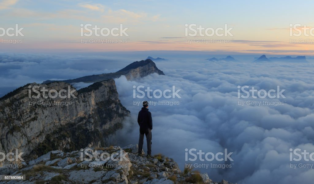 Tranquil view stock photo