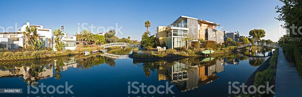 Tranquil waterside retreats royalty-free stock photo