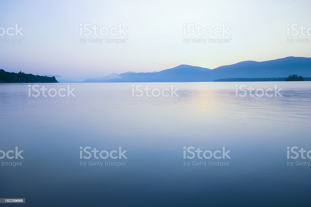 Tranquililty stock photo