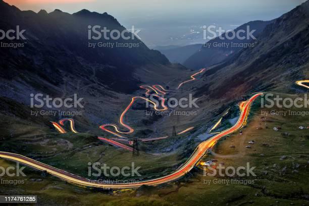 Photo of Transfagarasan road, Romania