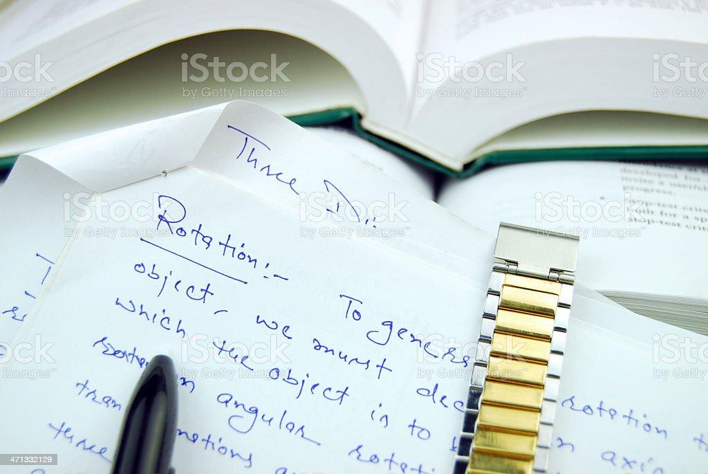 Transformation - Rotation royalty-free stock photo